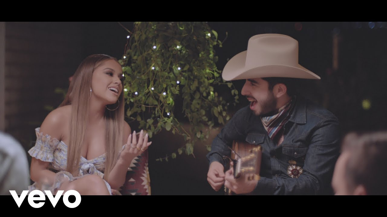Video Oficial de PIENSO EN TI de Joss Favela y Becky G