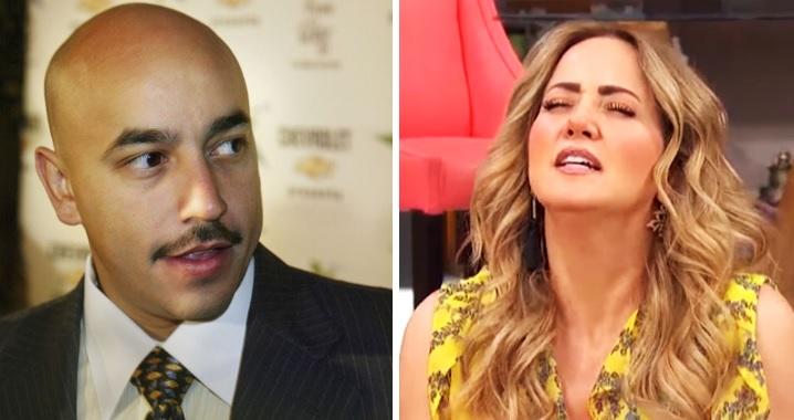 Lupillo Rivera Hace Petición a Andrea Legarreta tras Mirarla en Ajustada Minifalda