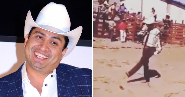 Julión Álvarez Enloquece A Sus Fans Con Un Video Suyo A Los 17 Años De Edad