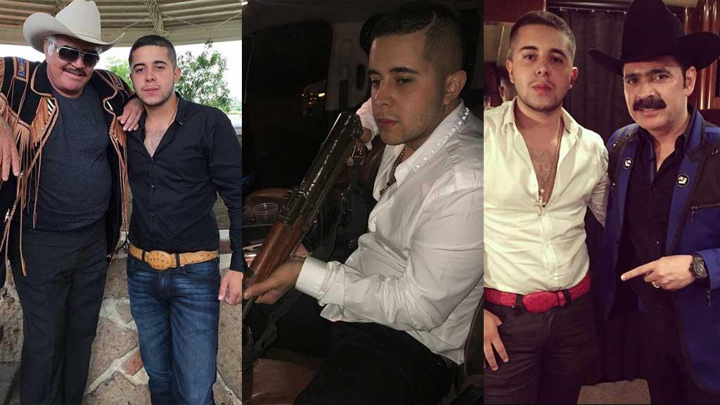 Ejecutan a Balazos a Joven Cantante Nieto de Federico Villa en Jalisco Mexico
