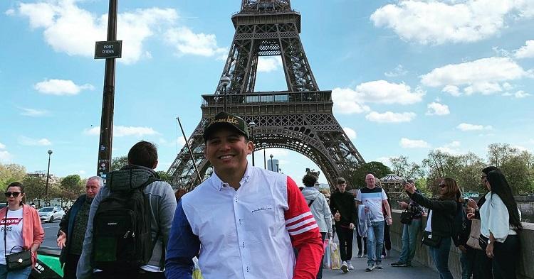Edwin Luna Es Tachado De Mal Padre Y Criticado Por Su Viaje A Paris