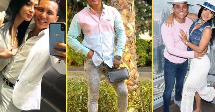 Edwin Luna responde a las críticas por lucir pantalones super ajustados