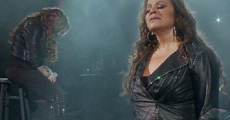 Jenni Rivera presentía su muerte y en su último concierto lo evidenció