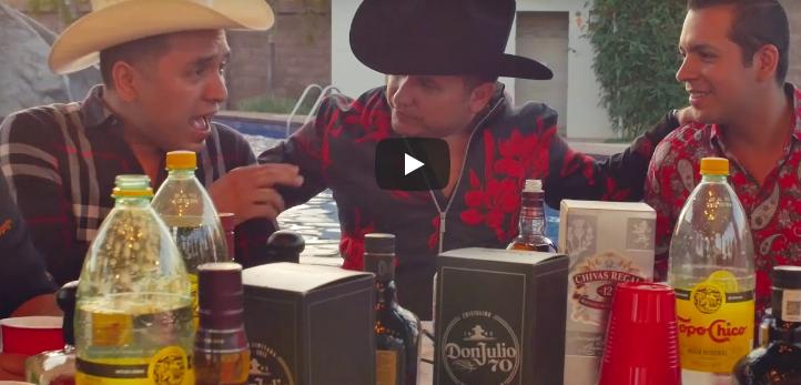 Video oficial de EL R8 de Mario El Cachorro Delgado Ft Cuates De Sinaloa y Banda Guasaveña