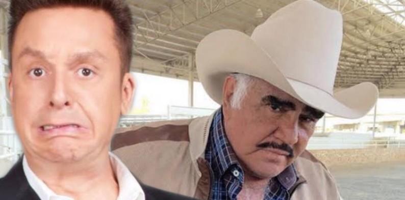 Vicente Fernández advierte que le dará una 'calentadita' a Daniel Bisogno de Ventaneando