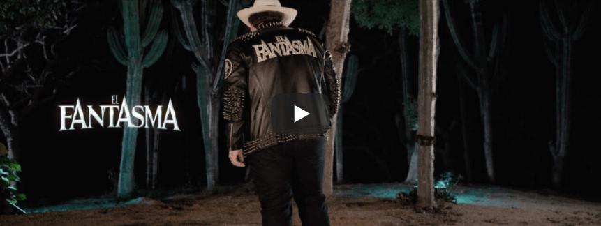 Video Oficial de Palabra De Hombre de El Fantasma