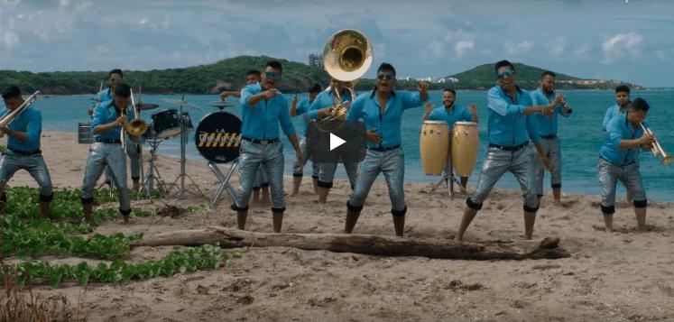 Video Oficial de Esto Se Va Descontrolar de Banda La Delictiva Patrimonio Guanajuatense