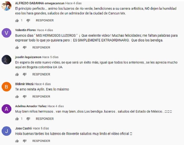 comentarios de fans de Luzeros de Rioverde