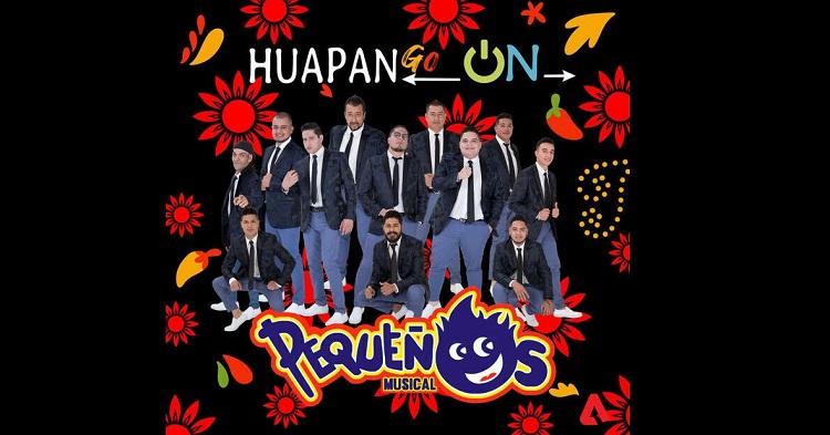 EP Huapango On de Banda Pequeños Musical